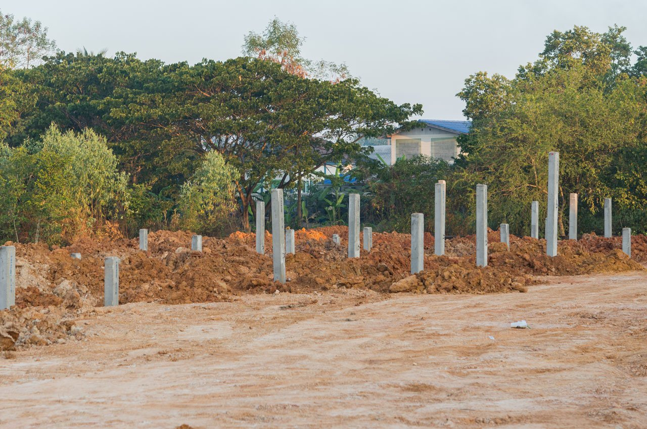 Driven piling embraced by construction industry dart for Foundation pilings